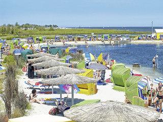 KNAUS-Campingpark in Burhave, Nordseeküste